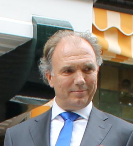 Marcel Verburg, voorzitter