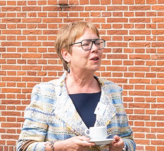 Margriet Smeets, bestuurslid